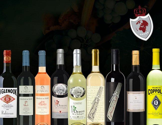 Vína slavných osobností