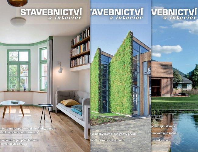 Stavebnictví a interiér
