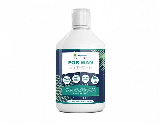FOR MAN