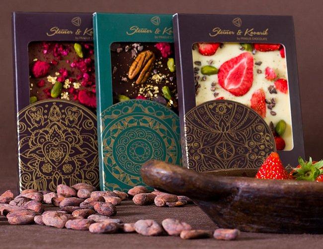 Pražská čokoláda