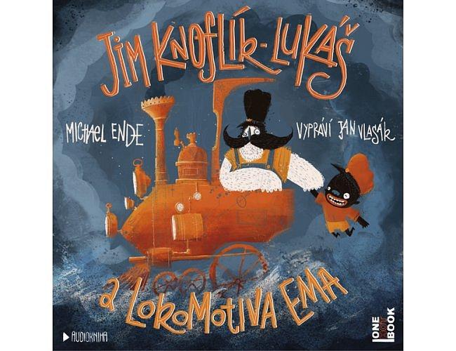 Jim Knoflík, Lukáš a lokomotiva Ema