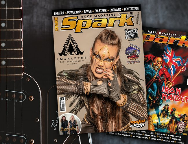 Rock magazine Spark