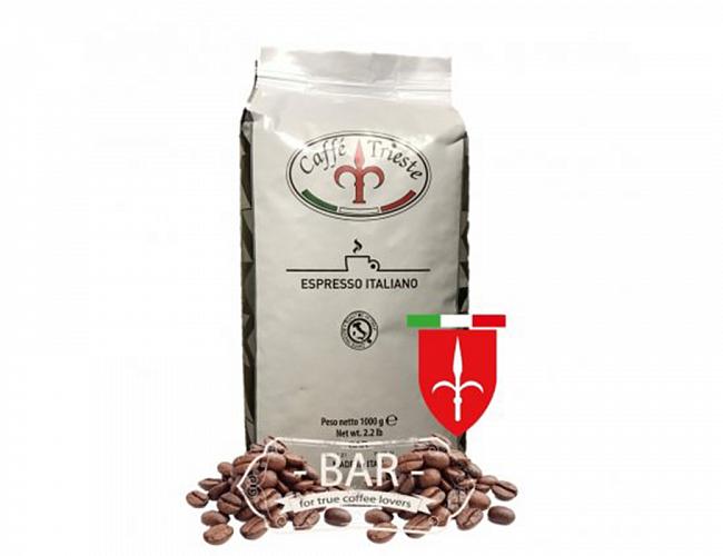 Zrnková káva qualita BAR