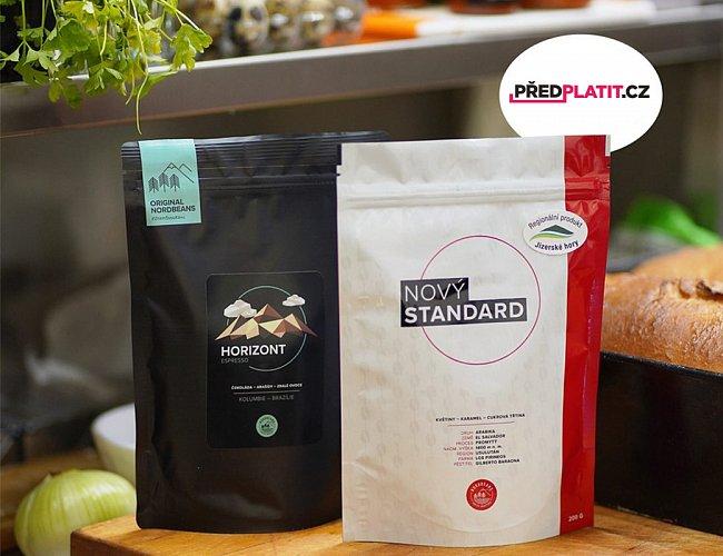 Kávový degustační balíček