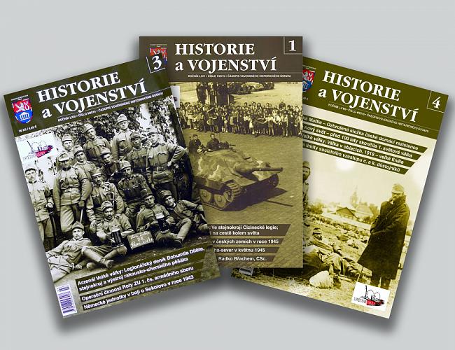 Historie a Vojenství