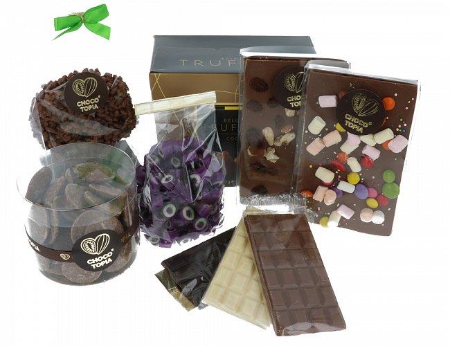 Pravá čokoládová radost