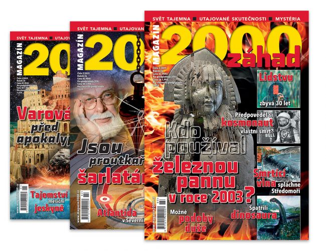 Magazín 2000 záhad