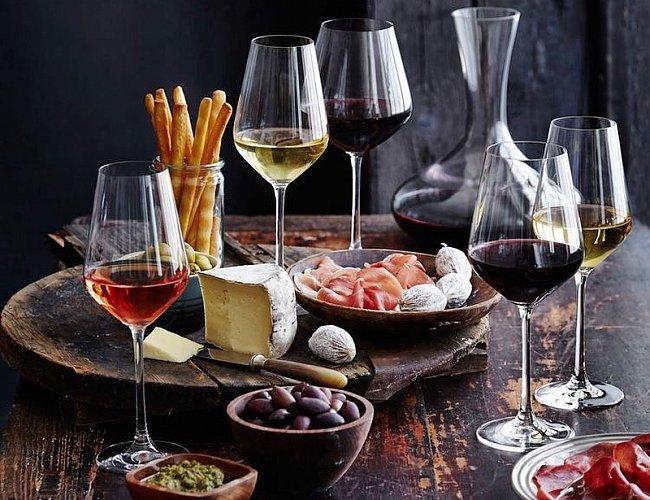 Degustační vybraná vína