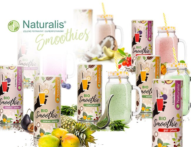 Smoothie Naturalis BIO