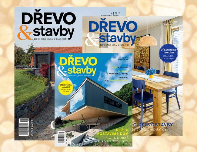 Dřevo & Stavby