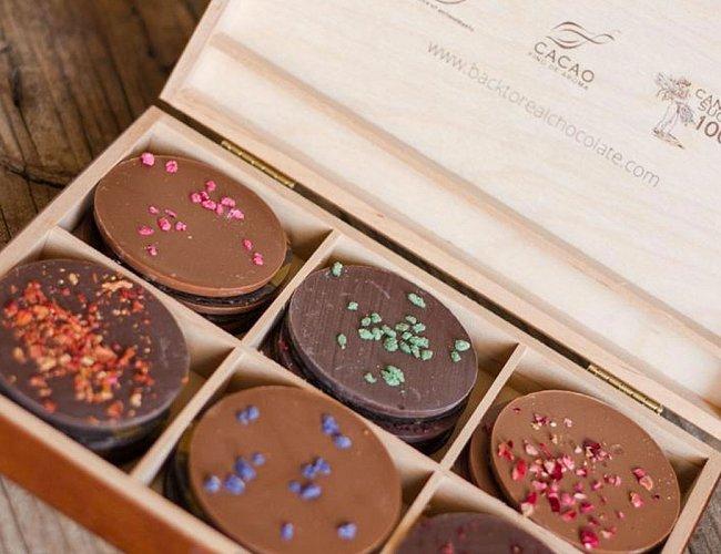 Čokoládové balíčky