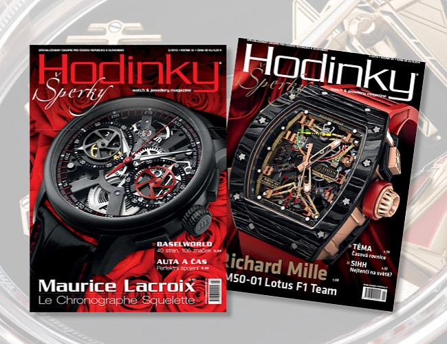 Hodinky & Šperky