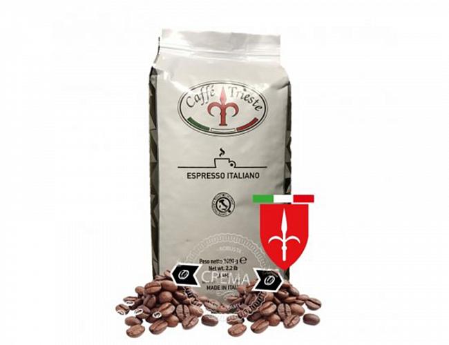 Zrnková káva qualita CREMA