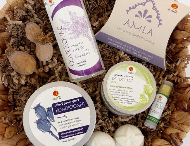 Sezónní balíček nejoblíbenějších přírodních produktů