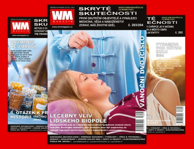 WM magazín Skryté skutečnosti