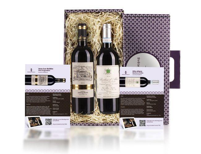 Světem vína Luxusní