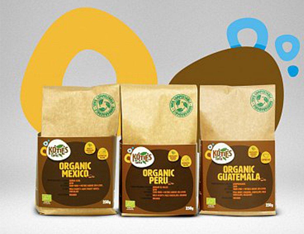 Degustační set káv ze Střední a Jižní Ameriky
