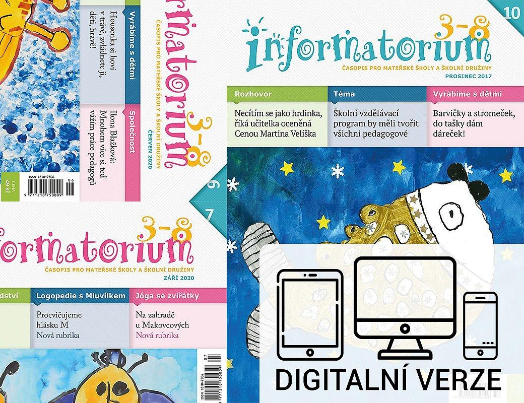 Informatorium 3-8 digitál