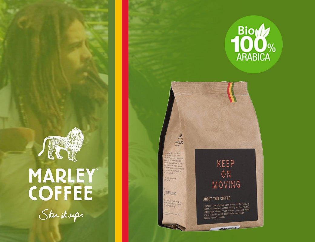 Marley Coffee Keep On Moving – 227 g