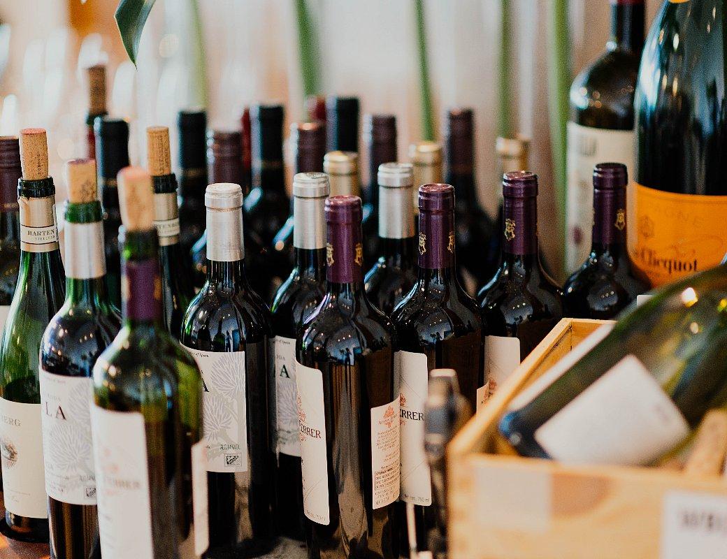 Předplatné vína po Praze