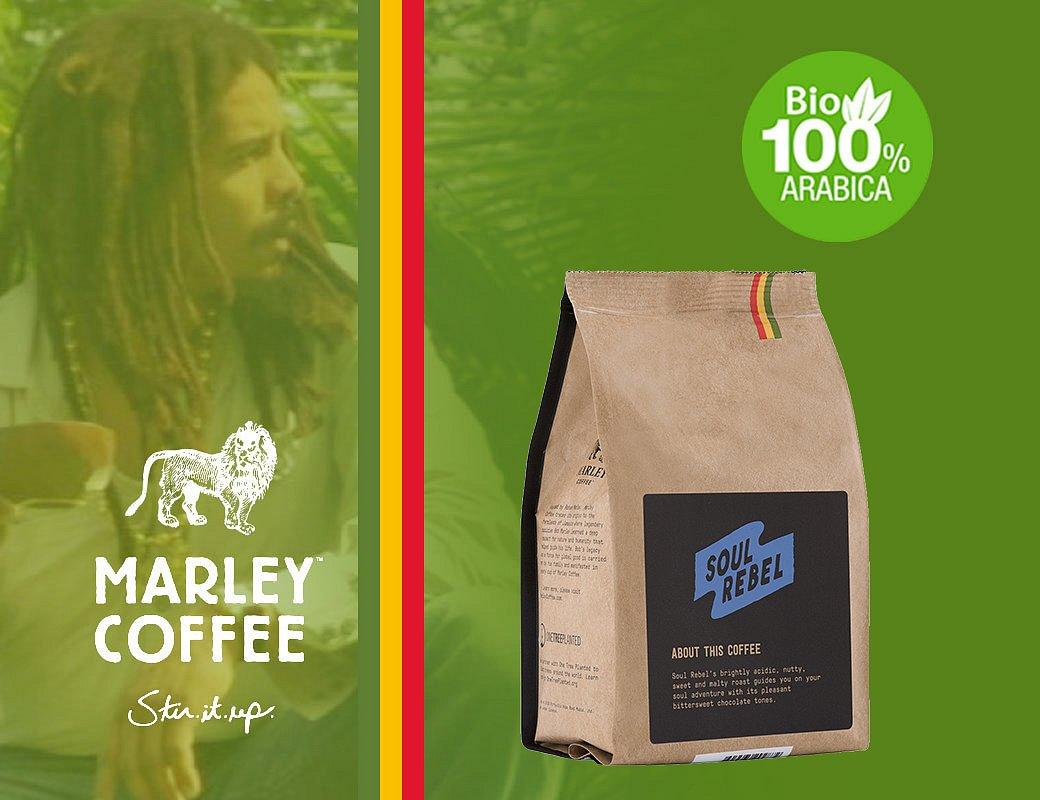 Marley Coffee Soul Rebel - 227 g