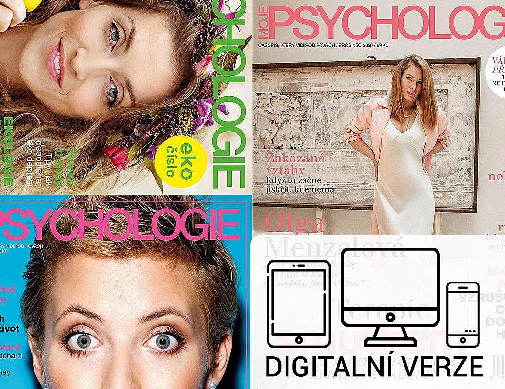 MOJE PSYCHOLOGIE digitál