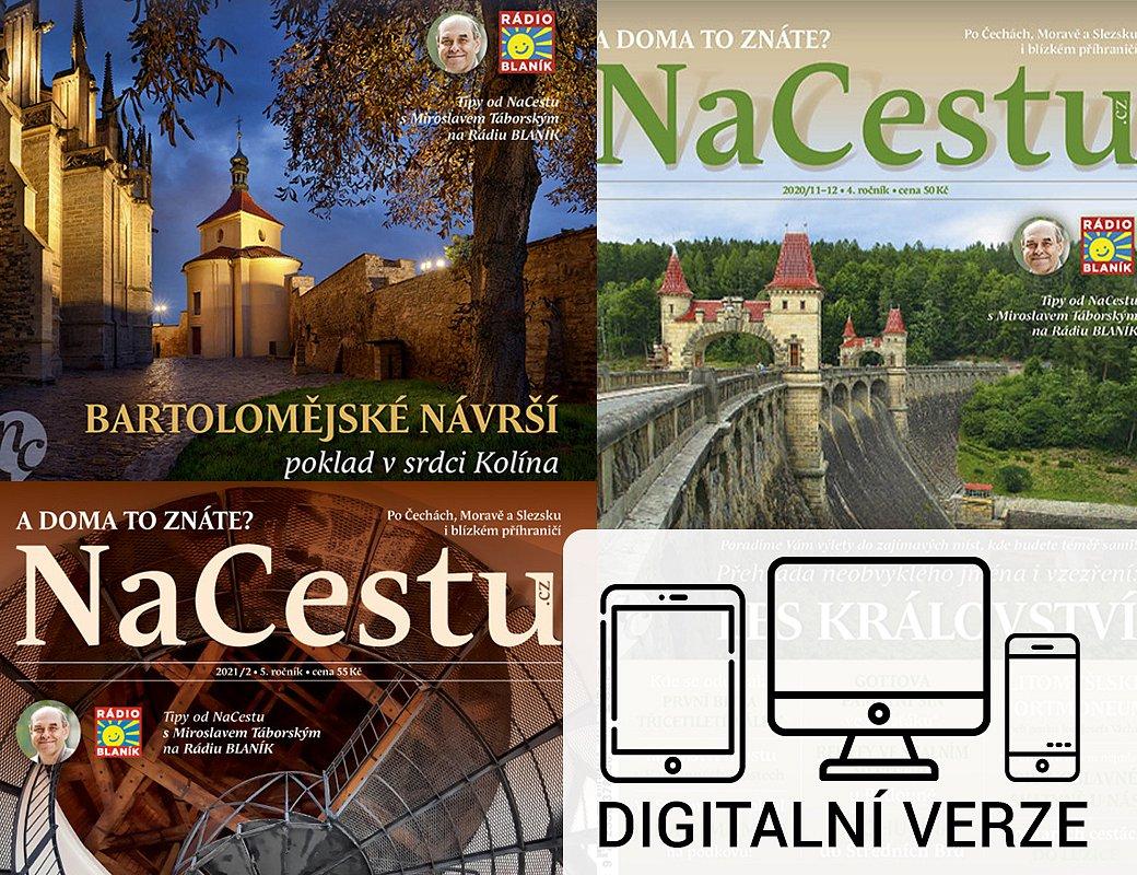 NACESTU digitál