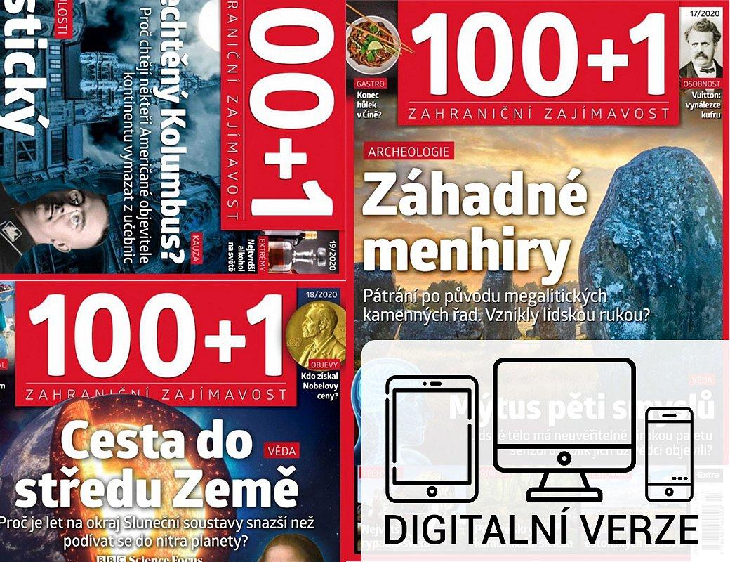 100+1 ZAHRANIČNÍ ZAJÍMAVOST digitál