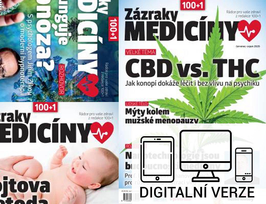 ZÁZRAKY MEDICÍNY digitál