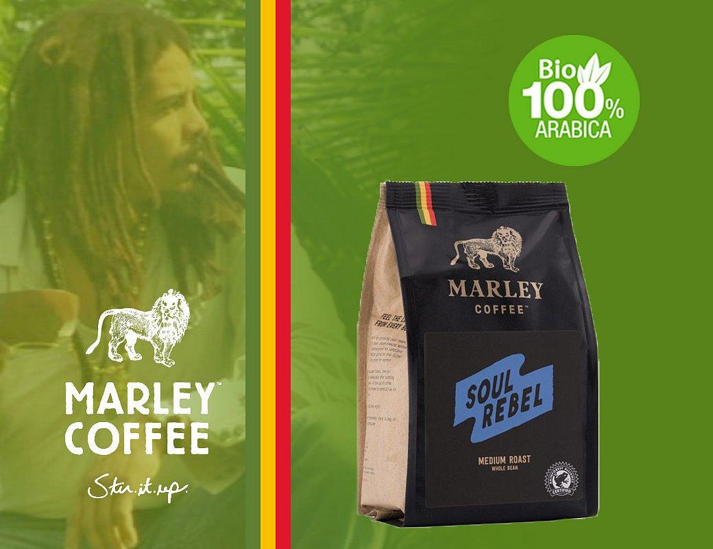 Marley Coffee Soul Rebel - 1 kg