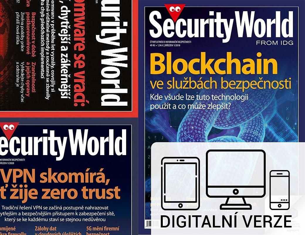 Security World digitál