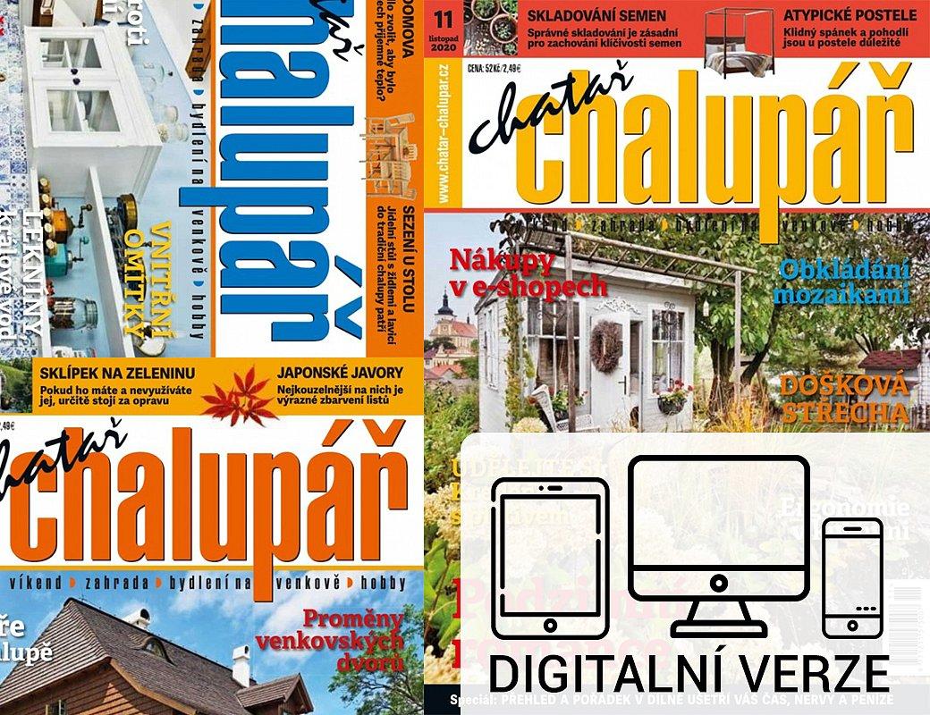 CHATAŘ & CHALUPÁŘ digitál