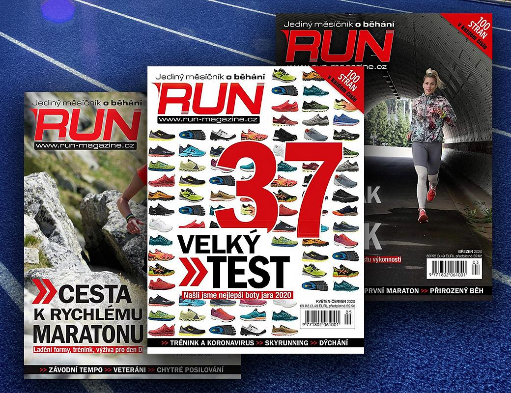 RUN magazín