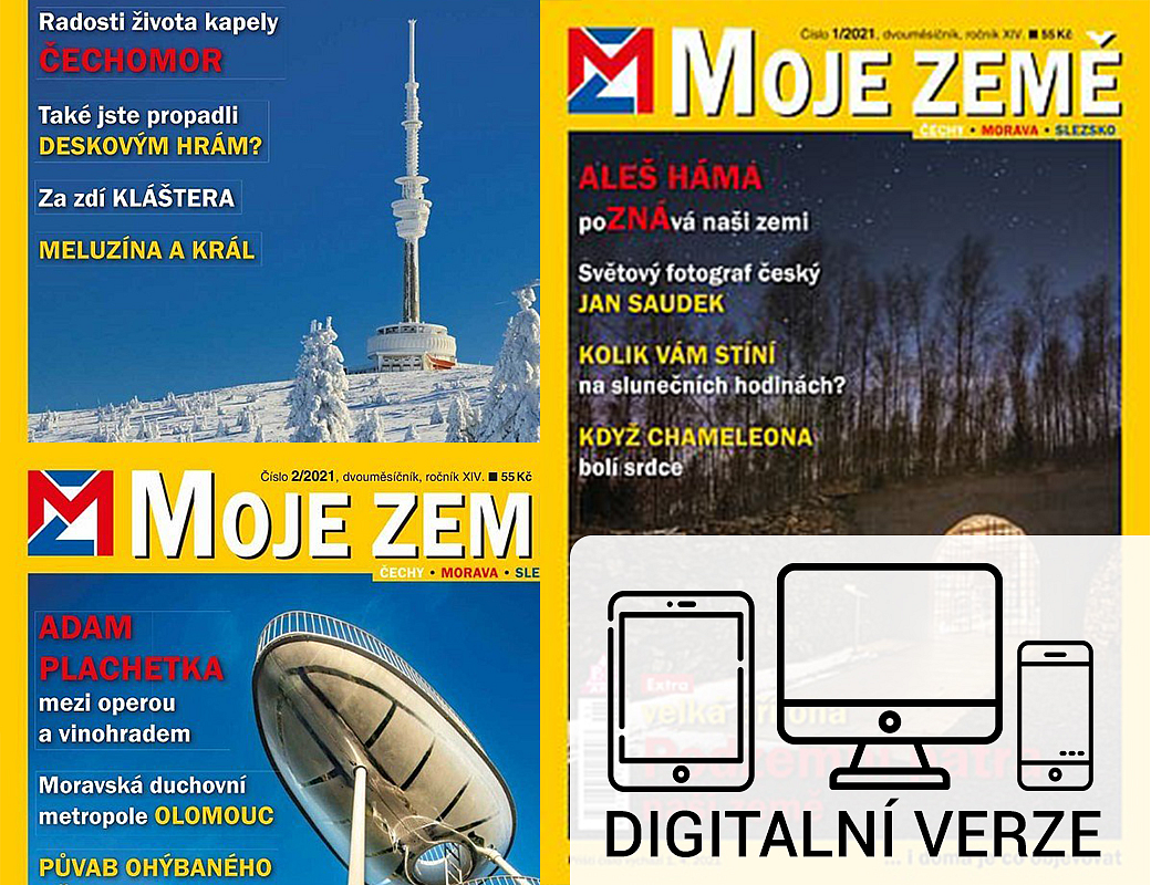 MOJE ZEMĚ digitál