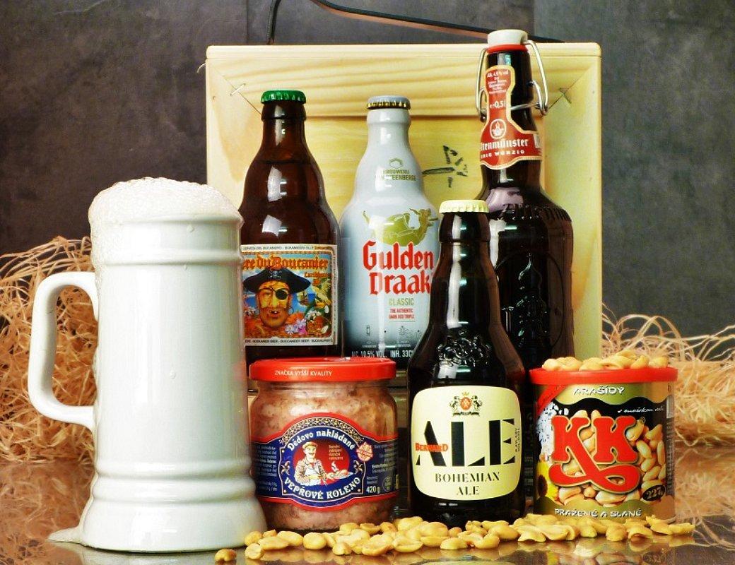 Pivní bedna