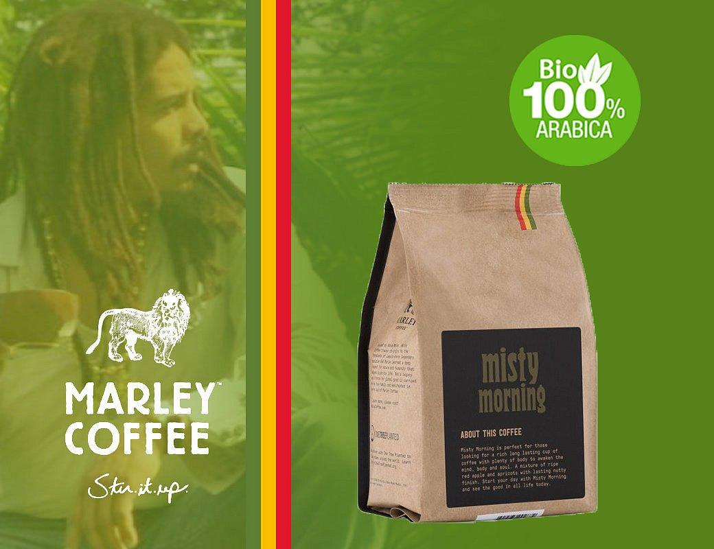 Marley Coffee Misty Morning - 227 g