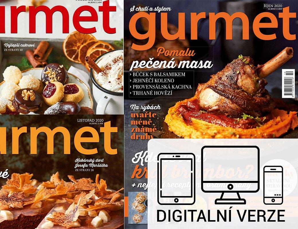 GURMET digitál