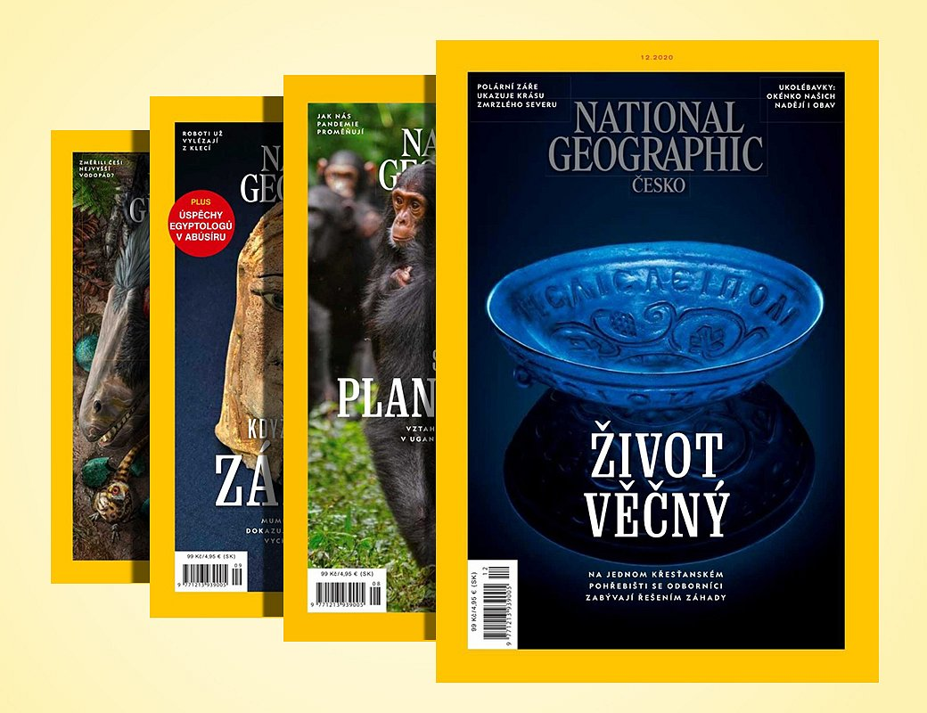 NATIONAL GEOGRAPHIC časopis