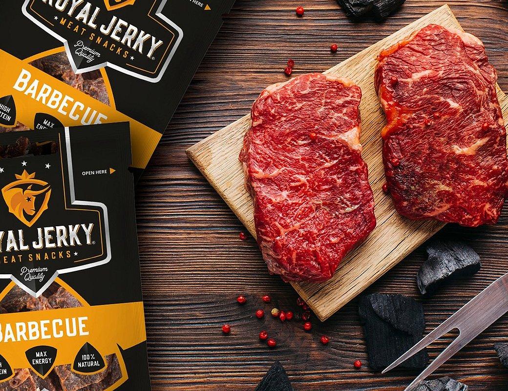 Royal Jerky – Barbecue