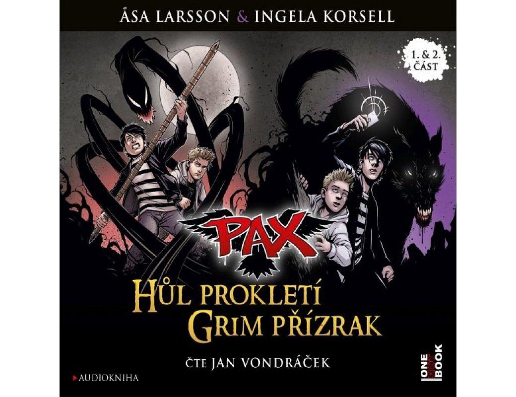 PAX: Hůl prokletí, Grim přízrak
