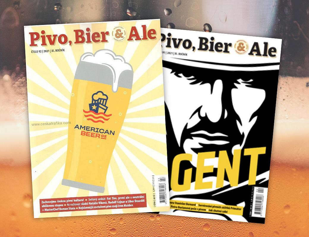 Pivo, Bier & Ale