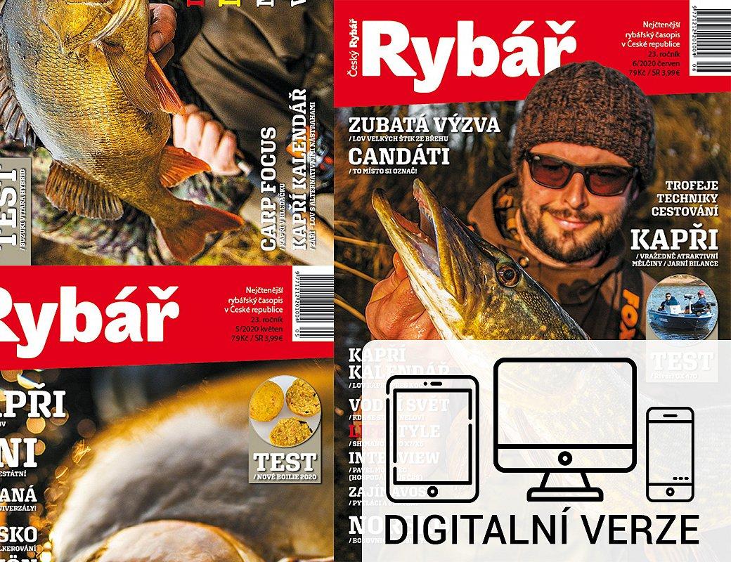 Český rybář digitál