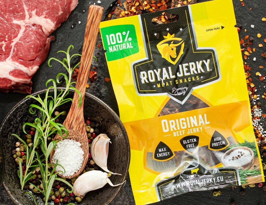 Royal Jerky – Original