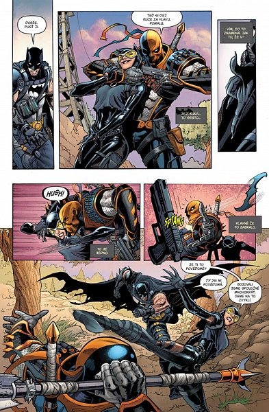 Batman / Fortnite