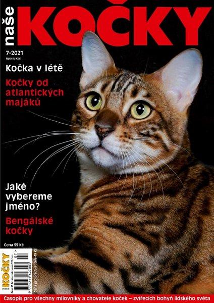 Naše kočky