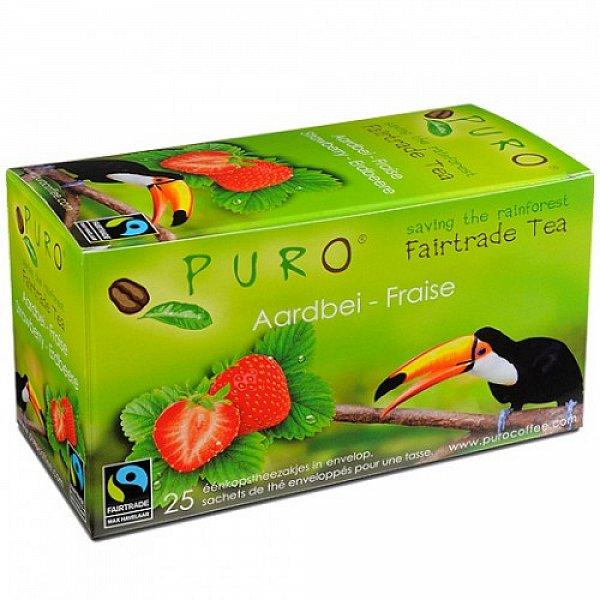 PURO čajový balíček s luxusním BIO medem