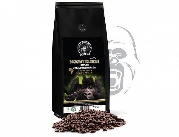 Mountain Gorilla Coffee