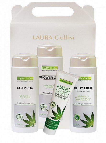 Kosmetický balíček Laura Collini