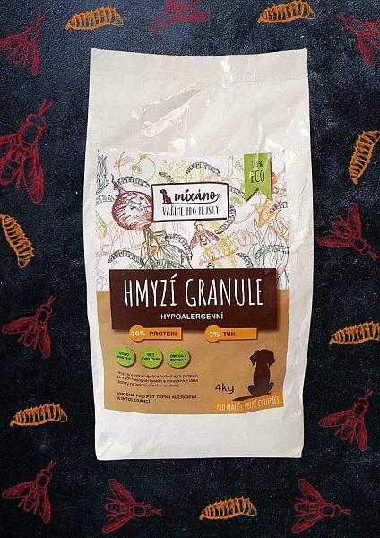 Mixáno granule