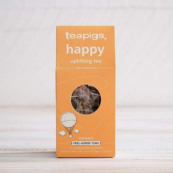 Čaje a čajové směsi Teapigs